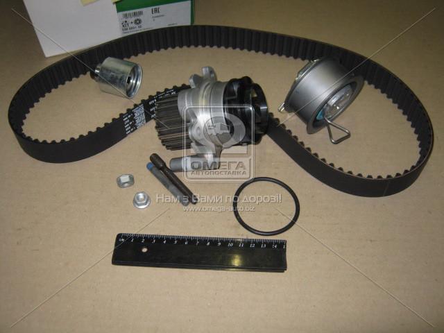 Комплект ремня ГРМ с водяной помпой SEAT TOLEDO III 1.9TDi 2.0TDi (пр-во INA)