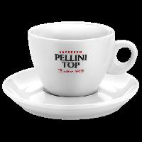 Чашка для кофе Pellini espresso 60 мл + блюдце