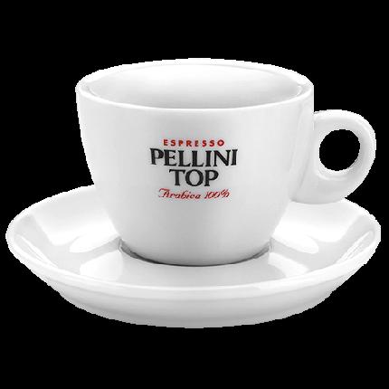 Чашка для кофе Pellini Top espresso 60 мл + блюдце, фото 2