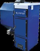 Пеллетный твердотопливный котел длительного горения с автоматической подачей топлива Корди АОТВ-30А