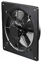 Осьовий Вентилятор з квадратної рамою 200-B