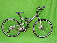 Гірський велосипед , двохпідвіс Cyco, алюміній, alivio
