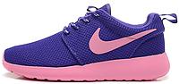 Женские кроссовки Nike Roshe Run, найк роше ран