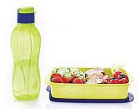 Ланч-бокс +Эко-бутылка,Tupperware