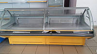Витрина холодильная кондитерская Технохолод 2,4м б/у