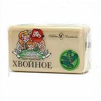 Мыло хвойное Невская Косметика, 140 г