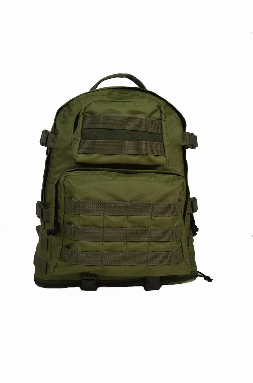 Тактический рюкзак с регулировкой объёма (30-45л.)