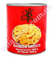 Бамбук побеги (нарезка полоски) Golden Lotus 2950 г