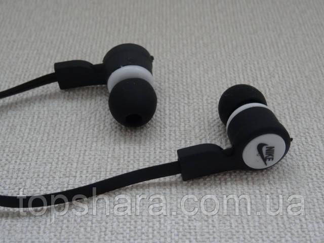 Наушники Bluetooth Nike BY-001 цвет черный