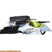 Тактические броне очки ESS ICE (3 линзы в комплекте)