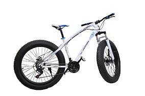 """Велосипед гірський FATBIKE Junai 21-S. 26"""""""