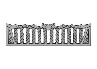 Еврозабор секция В10