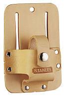 """Держатель поясной кожаный для рулетки Stanley """"Powerlock""""; 10х 15х 7 см"""