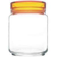Банка luminarc colorlicious /0.75 л c оранж.крышкой (l8340)