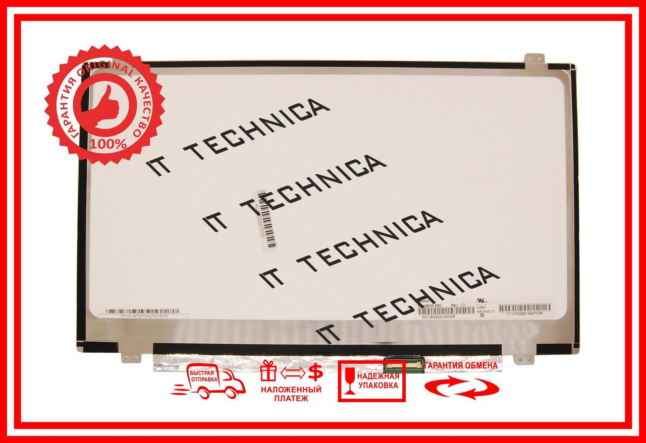 Матрица 14,0  ChiMei N140BGE-E43 SLIM 30pin