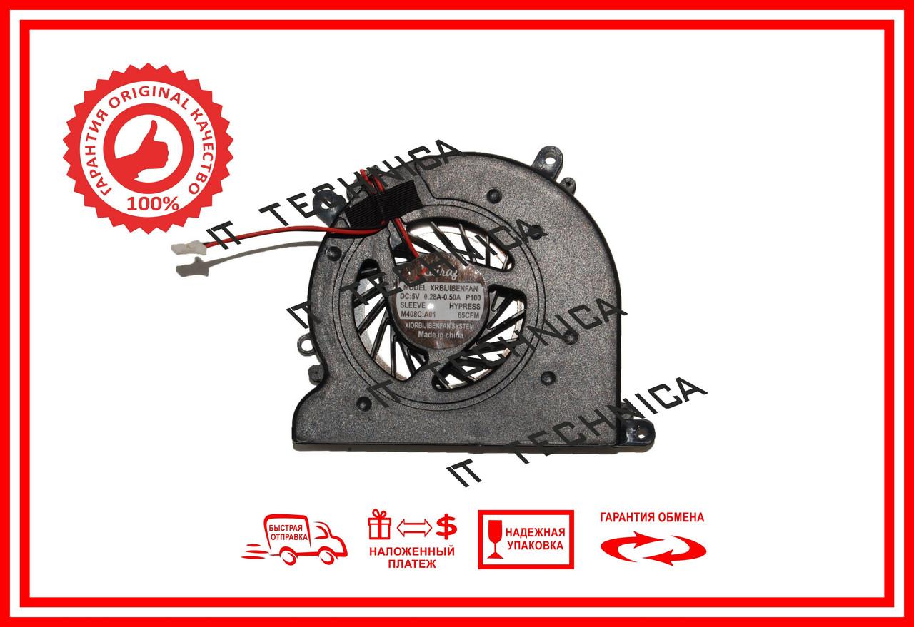 Вентилятор HP DV4-1000 CQ40 CQ45 для INTEL 2pin (XRBIJIBENFAN) HIGH CO