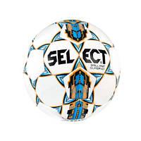 Мяч сувенирный SELECT BRILLANT SUPER mini 47 см, бело-синий