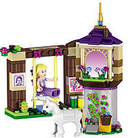 Конструктор для девочек Lele 37000 Принцесса Рапунцель, 148 дет.