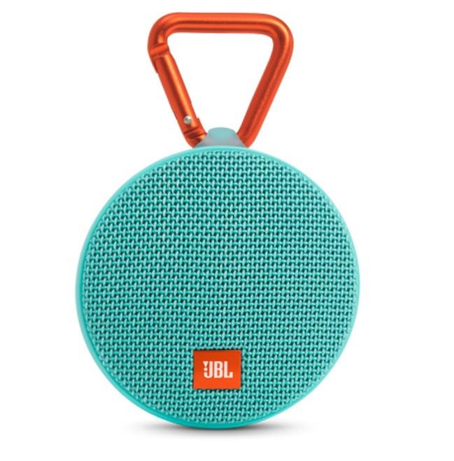 Портативная колонка JBL Clip 2 Bluetooth (Оригинал)