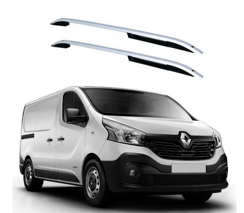 Рейлинги Renault Trafic 2015-2017 CROWN