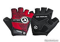Перчатки с короткими пальчами KLS Comfort New красн S
