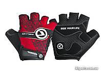 Перчатки с короткими пальчами KLS Comfort New красн M