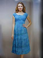 Платье длиное разных цветов