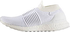 Женские кроссовки Adidas Ultra Boost Laceless White