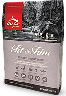 Orijen (Ориджен) Fit & Trim Cat корм для кошек с избыточным весом 5.4 кг