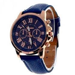 Женские часы наручные Geneva Uno Blue