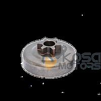 Тарелка сцепления цельная  P 35