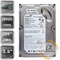 "Жесткий диск 3.5"" 160Gb Seagate ST3160212ACE (2Mb/7200/IDE) REF"