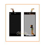 Дисплей  Xiaomi Mi3 с сенсором (тачскрином) Black Original