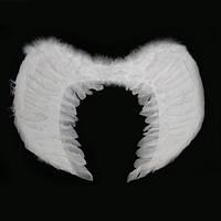 Крылья Ангела Мини 19х29см (белые)