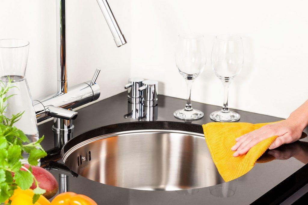 Тряпка для кухни SMART Microfiber System|Оригинальный товар из Швеции|Цвет на выбор
