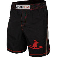Боксерские шорты TITLE MMA Onslaught Quad-Flex Fight Shorts