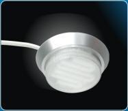 Светильник накладной круглый мебельный с энергосберегающей лампой S94DY