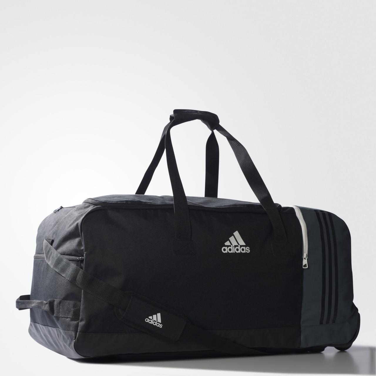 84c321421aea Спортивная сумка на колесах ADIDAS Tiro Team Bag XL Football B46125 -  SUPERSUMKA интернет магазин в