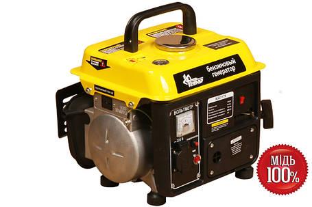 Генератор бензиновий Кентавр КБГ-078 (0,8 кВт), фото 2