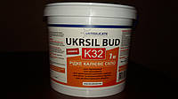 Жидкое стекло калиевое UKRSIL BUD K 32. 1 л