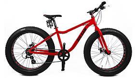 """Велосипед горный FATBIKE BURGHARDT BIG SAM ALTUS 7-S. 26"""""""