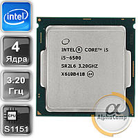 Процессор Intel Core i5 6500 (4×3.20GHz/6Mb/s1151) tray