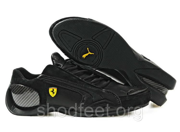 Мужские кроссовки Puma Ferrari Trionfo Lo GT 301034 05