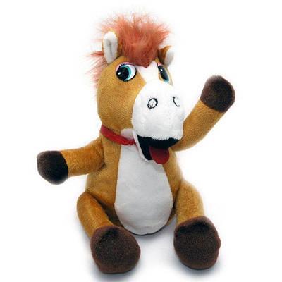 Лошадка с копытами - повторюшка