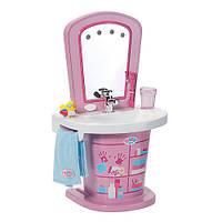 Интерактивный Умывальник для куклы Baby Born Zapf Creation 824078- 819241