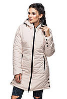 Зимняя женская куртка теплая