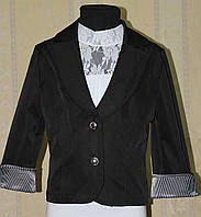 Пиджак, жакет для девочки.