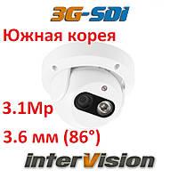Высокочувствительная видеокамера 3G-SDI-3236D