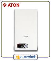 Настенный электрический котел ATON Electro KE 9 9кВт 380В с насосом и расширительным баком
