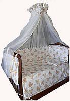 Комплект в детскую кроватку Мышонок, фото 1